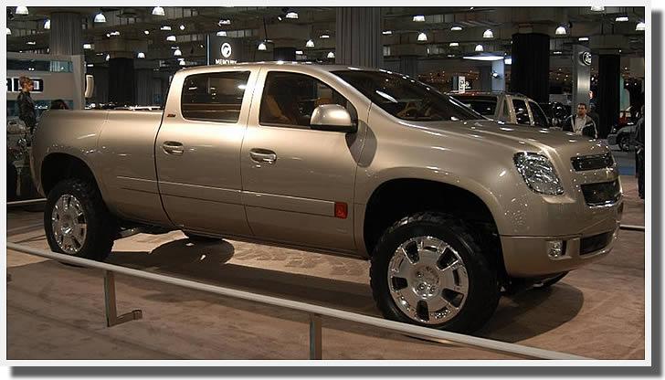 New 2014 Chevy Trucks
